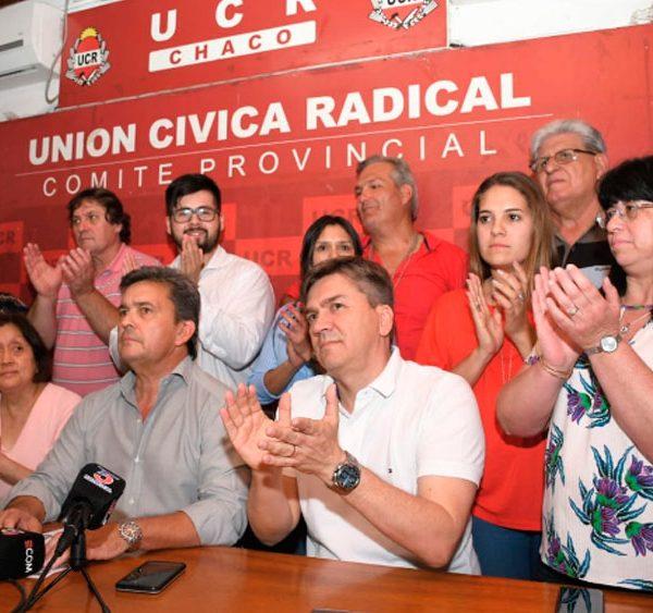 Leandro Zdero elecciones Resistencia