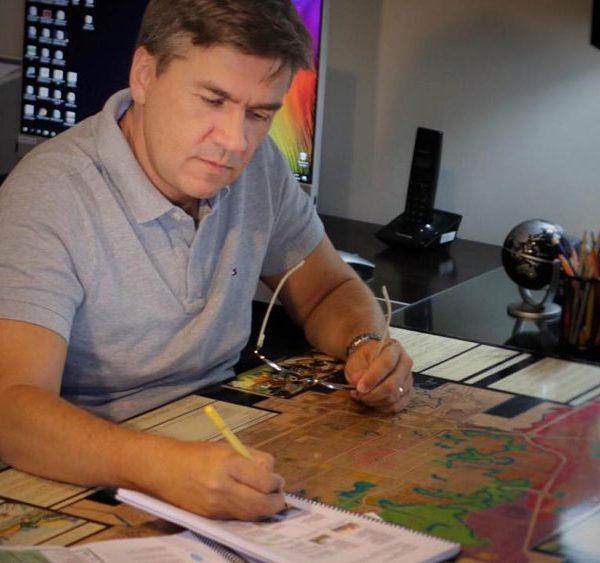 Leandro Zdero Avenida 9 de Julio