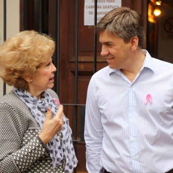 Leandro Zdero visitó ALCEC