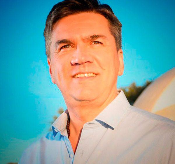Leandro Zdero candidato a intendente Resistencia