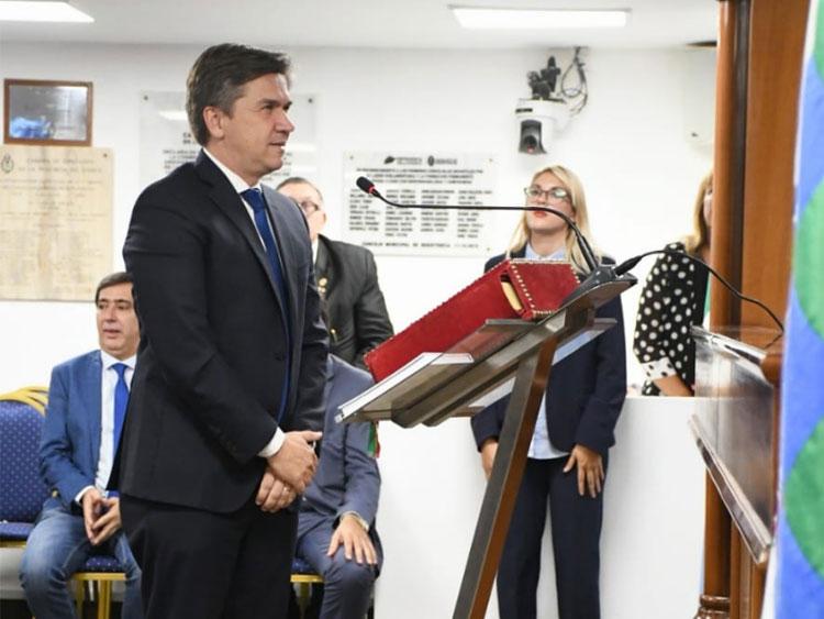 Leandro Zdero legislatura chaco