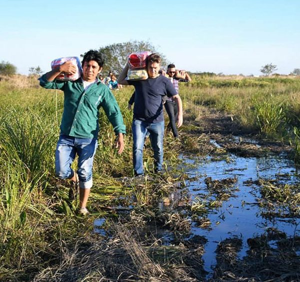 Leandro Zdero propuesta para evitar inundaciones