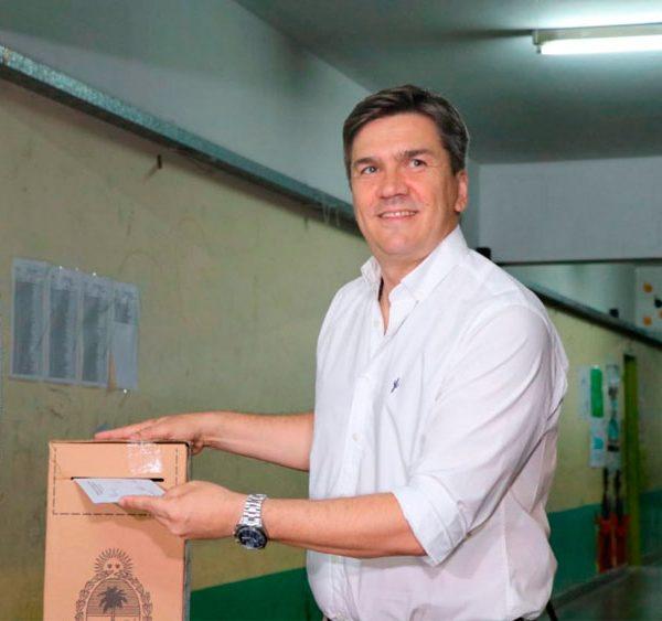 Leandro Zdero - votación 2019